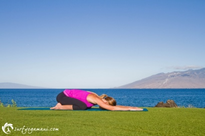 Maybe if I was doing all this Yoga on the beach like in these pictures it might be a little more enjoyable.